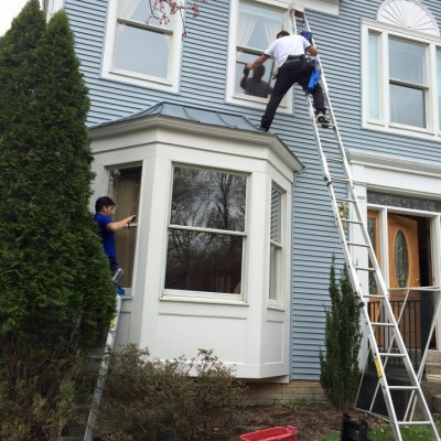 Windows Cleaning Service in Arlington